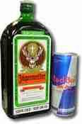 Alcohol + Energy Drinks