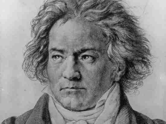 was beethoven mentally ill