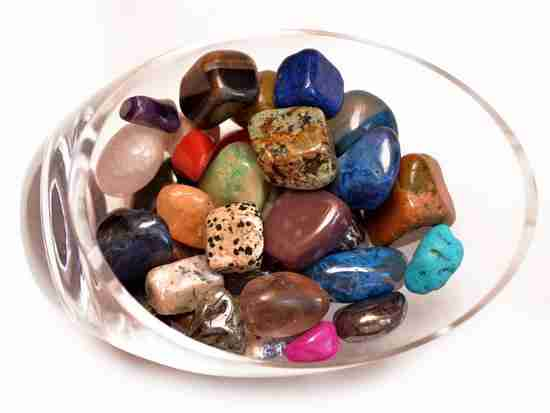 healing stones for depression