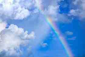 power of rainbows